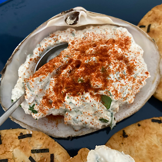 Old-Fashioned Clam Dip